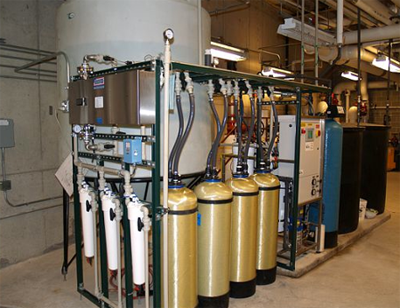 Deionized Water System