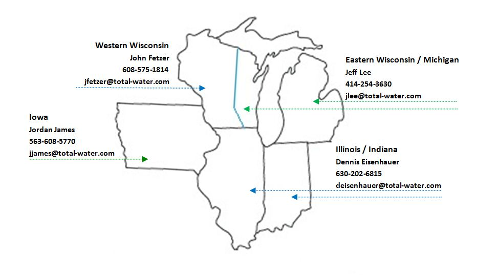 We Ll Do More Than Give You A Quote We Ll Visit Your Site To Analyze Your Industrial Water Needs