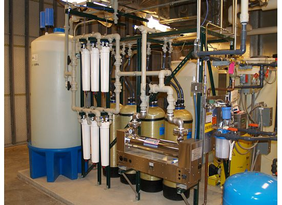 Deionized Water Systems Di Water System