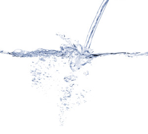 Deionized water is water in its purest form.