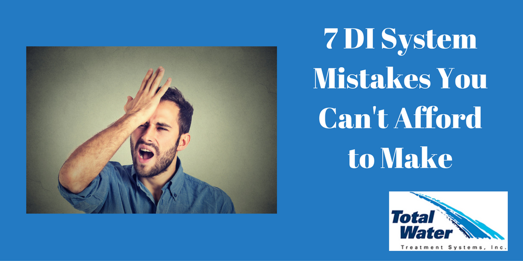 7 DI System Mistakes You Can't Afford to Make