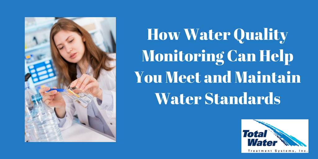 How Water Quality Monitoring Can Help You Meet And