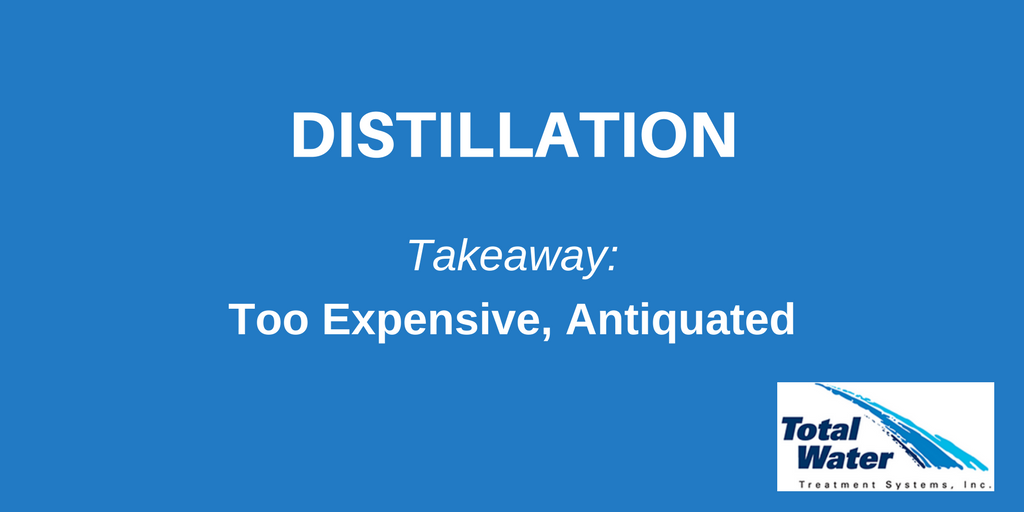 Distillation Takeaway